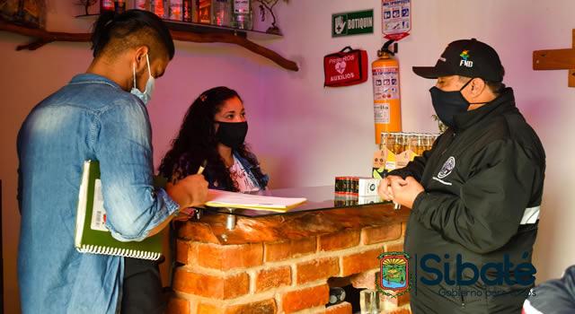 Operativos contra el contrabando de licores y cigarrillos en Sibaté, Cundinamarca