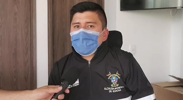 [VIDEO] Secretario de Gobierno de Soacha responde a crisis de Bomberos