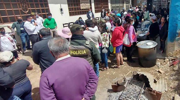 [VIDEO] El sancocho comunitario que el alcalde de Soacha no se perdió