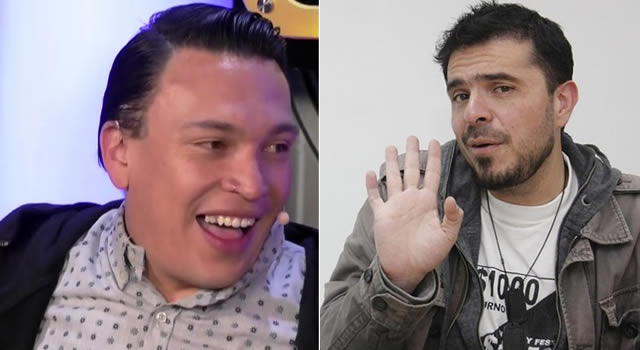 Atracan y golpean a los comediantes Diego Camargo y Tato Devia en Bogotá