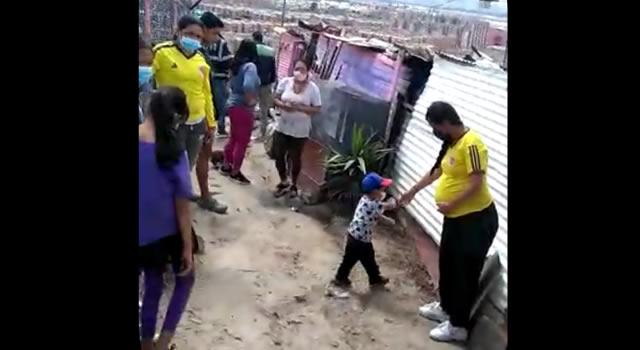 [VIDEO] Nueve familias de Soacha claman para que no las desalojen