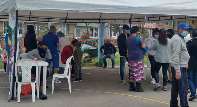 Feria de servicios de la alcaldía llega al sector de Ciudad Latina