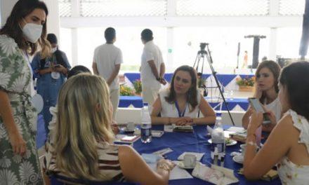 Representación de Soacha en la cumbre de Gestoras Sociales