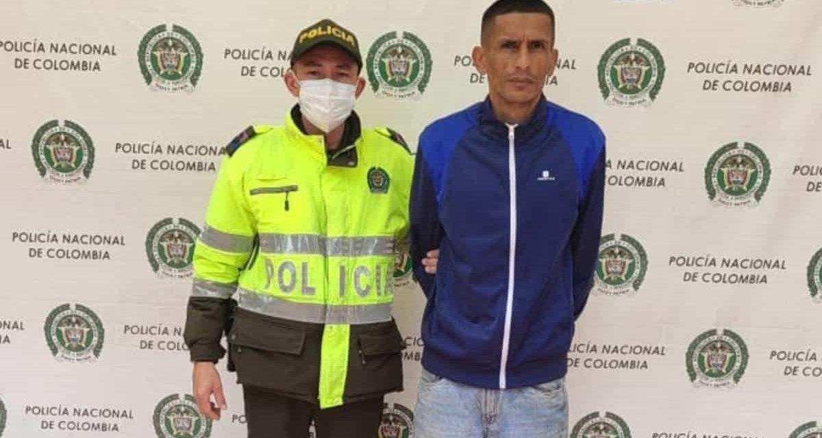 Cárcel para hombre que le disparó a un policía en el sur de Bogotá
