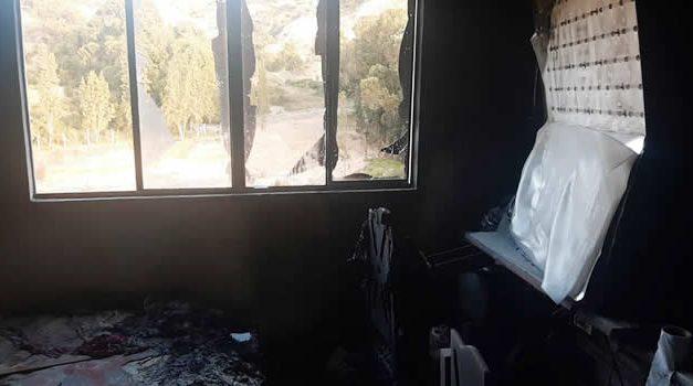 Otro incendio en Soacha que Bomberos no pudo atender por falta de vehículos
