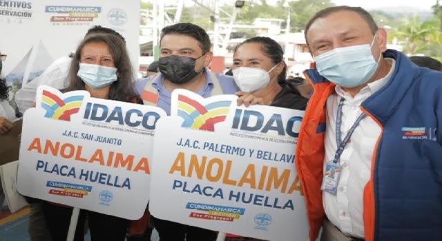 Obras por $179 mil millones para la provincia del Tequendama, en Cundinamarca