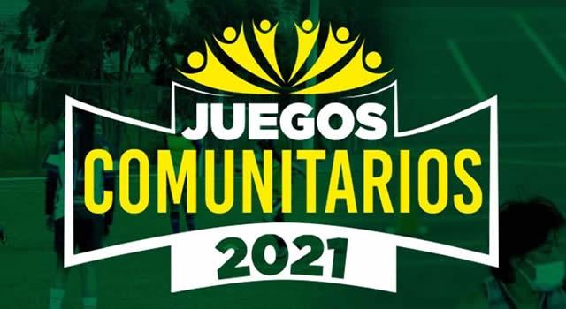 En cuatro días cierran inscripciones para participar en los Juegos Comunitarios de Soacha