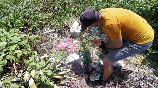 Jóvenes de Bogotá y Soacha recorren  el país limpiando el ecosistema fluvial y marino