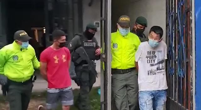 Cárcel para 'Los 12 Apóstoles' por tráfico de drogas en Cundinamarca
