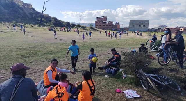 Con gestión y liderazgo se recupera amplio lote que tierreros intentaron invadir en La Veredita, Soacha