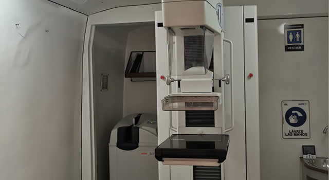 Mamografías gratis para mujeres de 40 a 69 años en Soacha