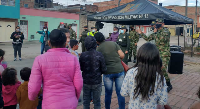 'Mi barrio seguro', una campaña para fortalecer la seguridad en Soacha