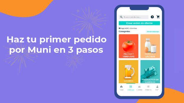 Con una nueva app se hace mercado en Soacha y Cundinamarca