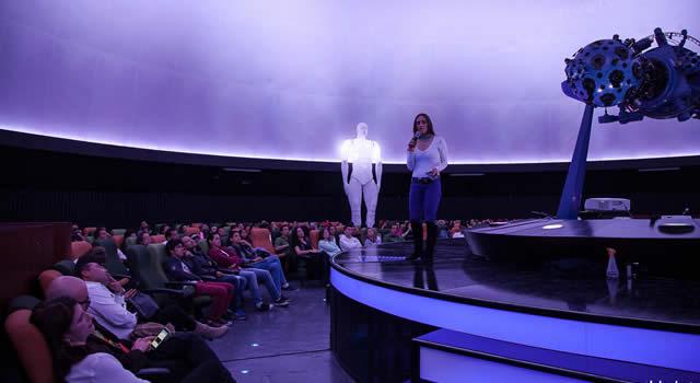 Encuentro de planetarios de América del Sur se realizará en Bogotá