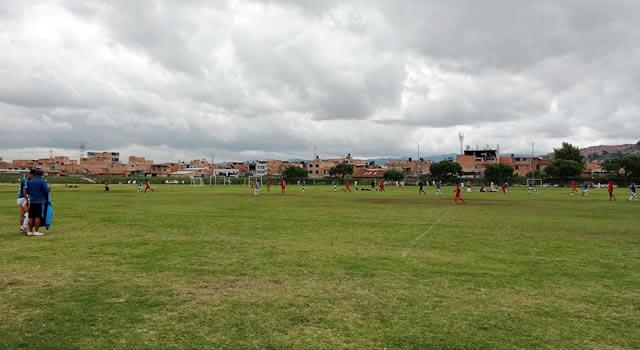 Potrero Grande, uno de los escenarios recuperados por el IMRDS para la práctica deportiva