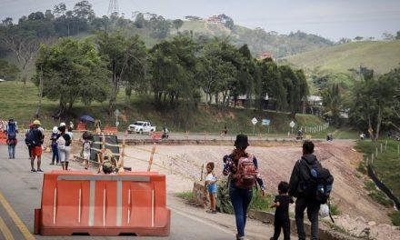 En peaje Chusacá, World Vision activa punto de atención a migrantes