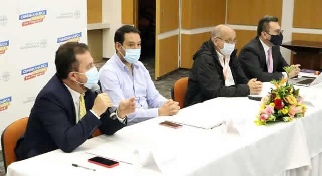 Gerente de Convida se reúne con la Secretaría de Salud y los 14 gerentes de hospitales del departamento
