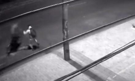 [VIDEO] Así murió conductor del SITP tras ser empujado por robarle su bicicleta en Bogotá