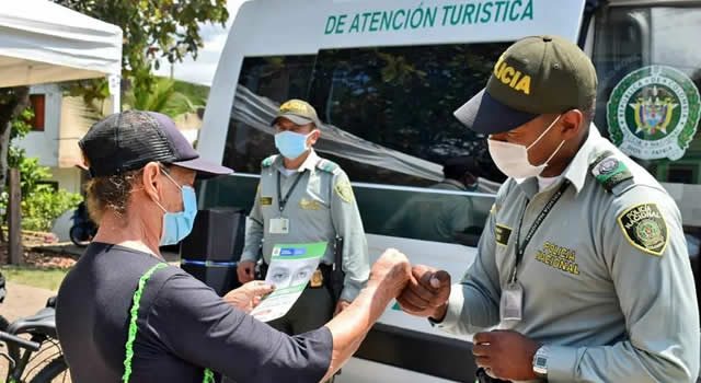 En Villeta pusieron en marcha plan de fortalecimiento para la seguridad turística
