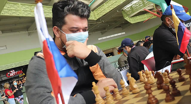 En Soacha se realiza torneo internacional de ajedrez