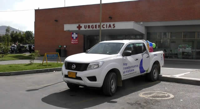 Bebé nació en un vehículo de Urbaser, empresa que presta el servicio de aseo en Soacha