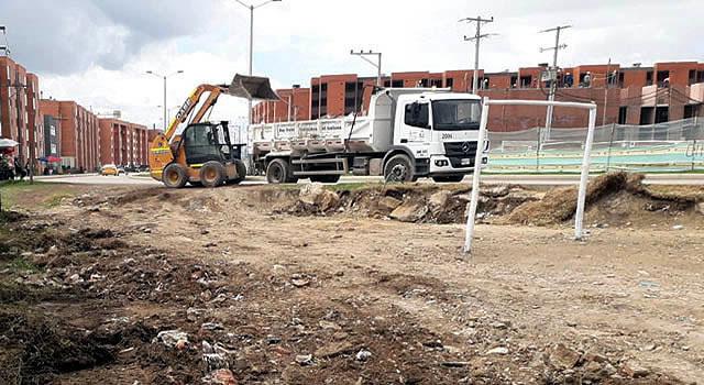 Urbaser atendió llamado de niños y adultos del Tabacal y sector Puente Micos, en Soacha