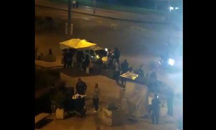 [VIDEO] Vendedores de Ciudad Verde promueven desorden, ruido y peleas hasta altas horas de la noche