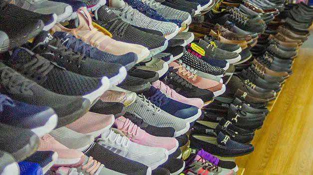 Los amordazaron y los golpearon para desocupar un almacén de zapatos en Bogotá