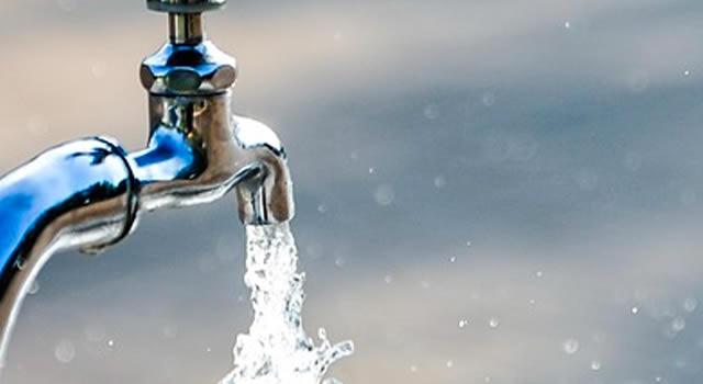 Cortes de agua en Bogotá para lunes y martes de esta semana
