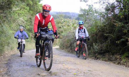 Primer circuito en bicicleta de Latinoamérica alrededor de una ciudad capital