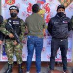 En un hotel de Bogotá capturan a 'Colacho', cabecilla de las disidencias de las Farc