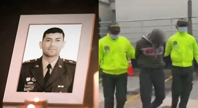 Un buzo delató al presunto asesino del capitán Solano, comandante de la Sijin Soacha