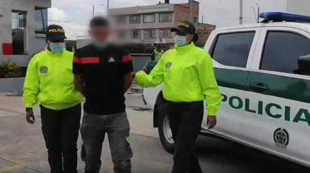 Capturan joven señalado de cometer diferentes delitos en Soacha