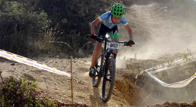 Concluye el campeonato departamental de ciclomontañismo en Soacha