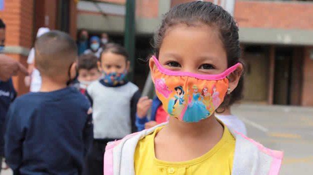 Bogotá abre más de 97 mil cupos en colegios públicos