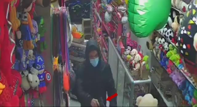 [VIDEO] Otro atraco con arma de fuego a un negocio en Soacha