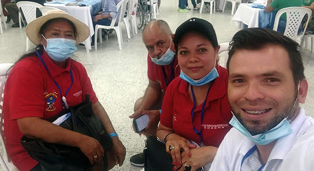 Ediles de Soacha participan en el Congreso Nacional de Riohacha