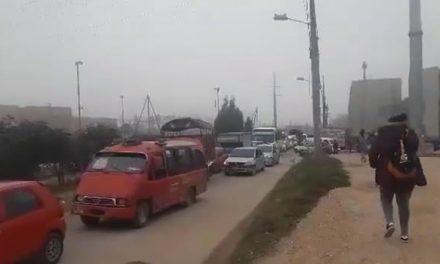 [VIDEO] Puente de un carril comunica a cientos de familias con el centro de Soacha
