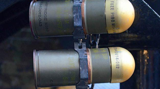 Capturan en Bogotá a joven que llevaba dos granadas en su ropa interior