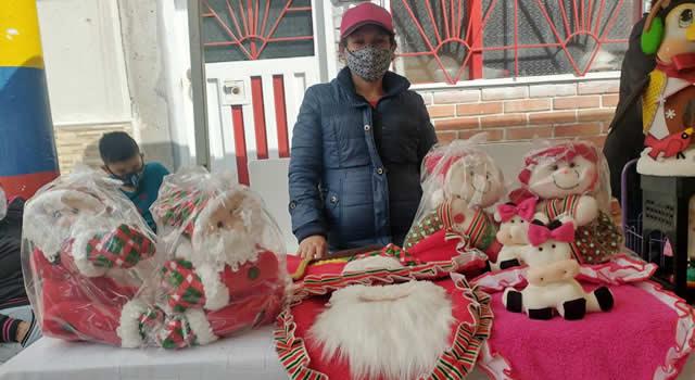 Viva el espíritu navideño apoyando los emprendimientos soachunos
