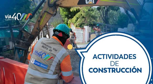 Viajeros, tengan en cuenta las obras que se ejecutan en la vía Bogotá-Girardot