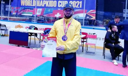 Soachuno Richard Suárez obtiene medalla de bronce en el mundial de hapkido en Rusia