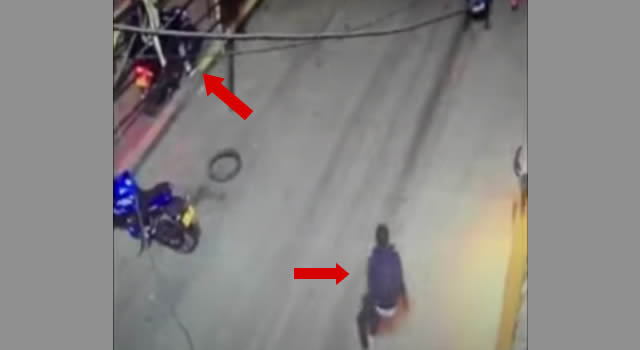 Sicarios asesinan a un comerciante y dejan dos personas heridas en Bogotá