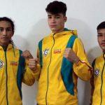 Soachunos en el Suramericano de Muay Thai en Brasil