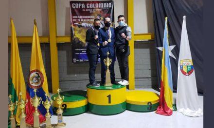 Cundinamarca gana Copa Colombia de Taekwondo