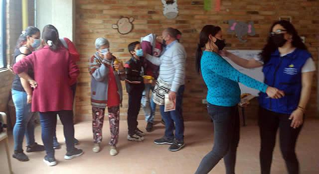 Educación financiera para la comunidad de Soacha