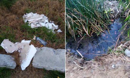 Delicado problema ambiental para 110 familias de Soacha