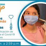 Este es el plan de vacunación contra el COVID-19 para estudiantes de Soacha