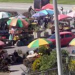 [VIDEO] Desorden total en las afueras de centro comercial de Ciudad Verde, Soacha