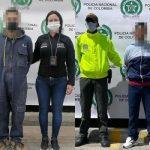 Capturan dos personas en Soacha, una por abuso sexual y otra por homicidio